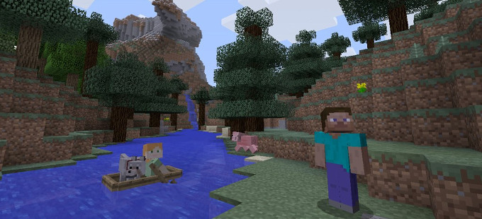 Minecraft Nintendo Switch Edition corre a 60 fps