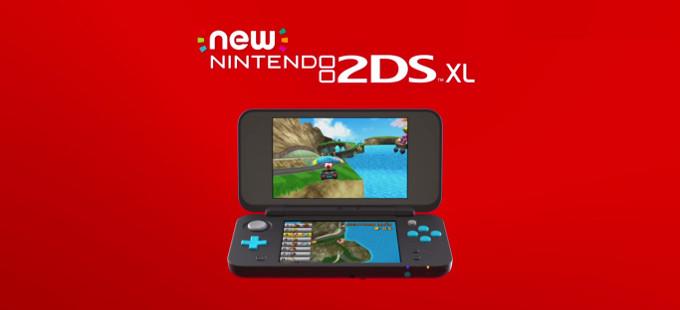 El New Nintendo 2DS XL saldrá en el verano en América