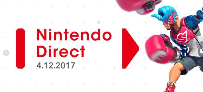 Nuevo Nintendo Direct enfocado en ARMS y Splatoon 2
