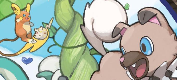La sexta Global Mission de Pokémon Sun & Moon ya comenzó