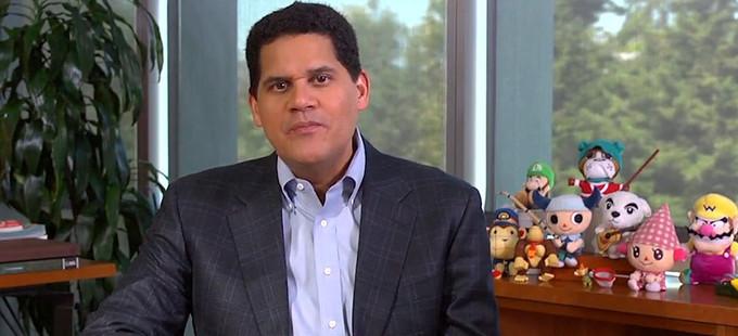 Reggie Fils-Aime: NES Classic Edition llega a las 2.3 millones