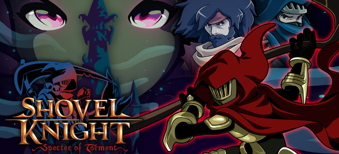 Shovel Knight: Specter of Torment para Wii U llega el viernes