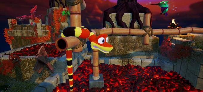 Snake Pass para Nintendo Switch podría tener versión física o DLC