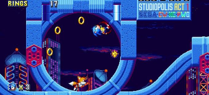 ¿Tendrá Sonic Mania cortes de escena animados?