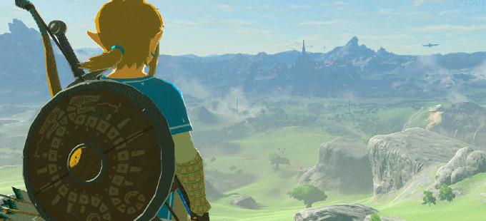 Eiji Aonuma: Open Air será el estándar en The Legend of Zelda