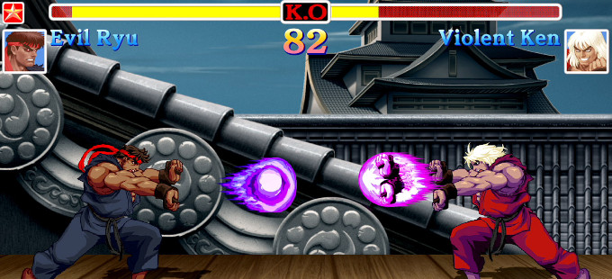 Ultra Street Fighter II para Nintendo Switch, para padres e hijos