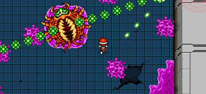Blaster Master Zero para Nintendo Switch llega a las 80 mil descargas