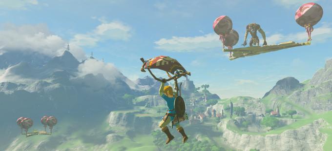 Nintendo revela parte del DLC de The Legend of Zelda: Breath of the Wild