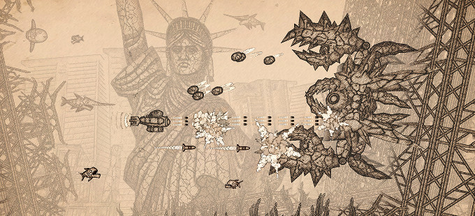 Pixel Perfex trabaja en Earth Atlantis para Nintendo Switch