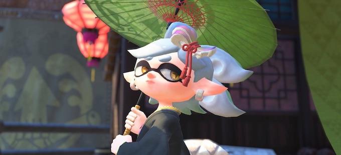 ¡Callie y el Great Zapfish raptados en Splatoon 2 para Nintendo Switch!