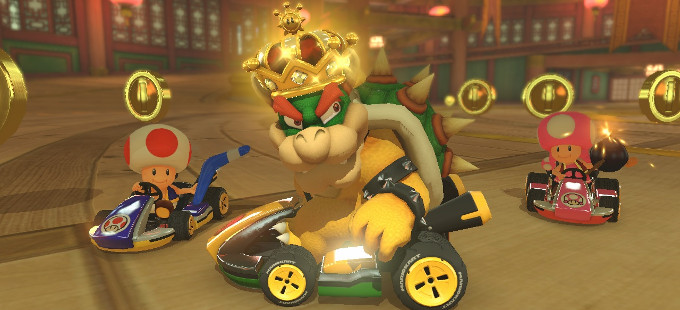 Mario Kart 8 Deluxe para Nintendo Switch pasa del millón de ventas