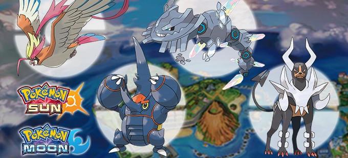 Nuevas Mega Stones para Pokémon Sun & Moon anunciadas