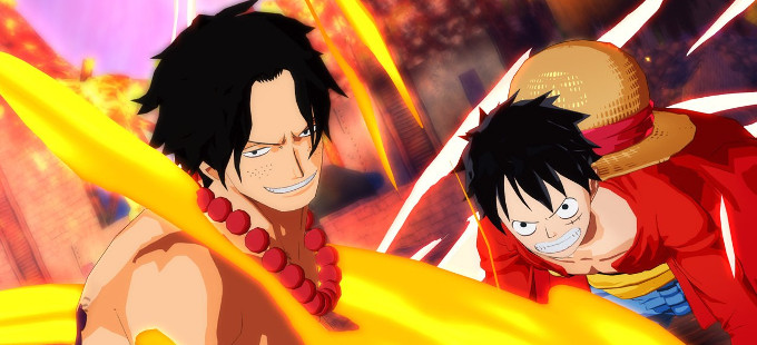 One Piece: Unlimited World Red para Nintendo Switch, solo digital en América