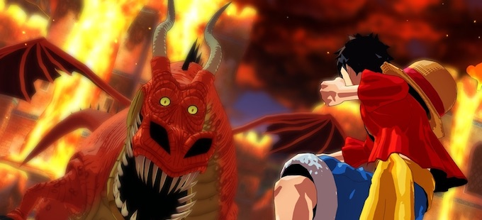 One Piece: Unlimited World Red para Nintendo Switch sí saldrá en Occidente