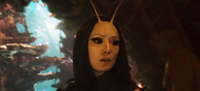 Al creador de Mantis no le convenció ella en Guardians of the Galaxy Vol. 2