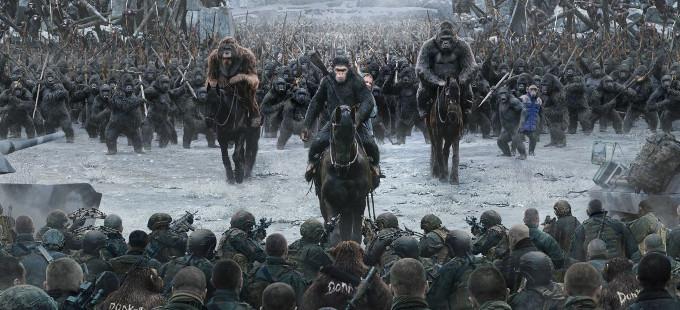 Listo el tráiler final de El Planeta de los Simios: La Guerra