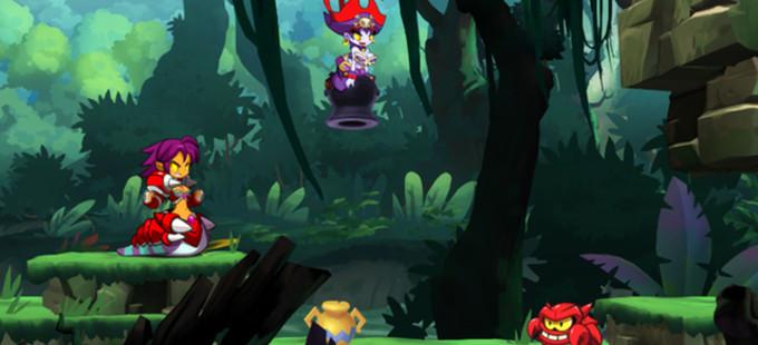 El nuevo DLC de Shantae: Half-Genie Hero llega en verano