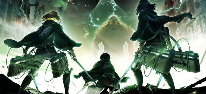 La segunda temporada de Attack on Titan, la más popular en streaming