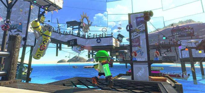 Los modos de juego de Splatoon 2 para Nintendo Switch se interconectan