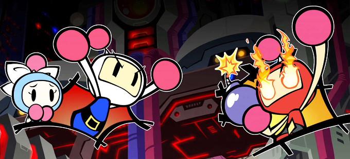 ¿Por qué hay ocho personajes en Super Bomberman R para Nintendo Switch?