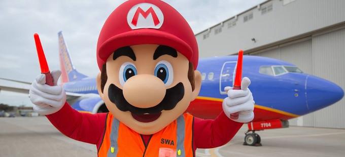 Nintendo envió embarques de Nintendo Switch por avión