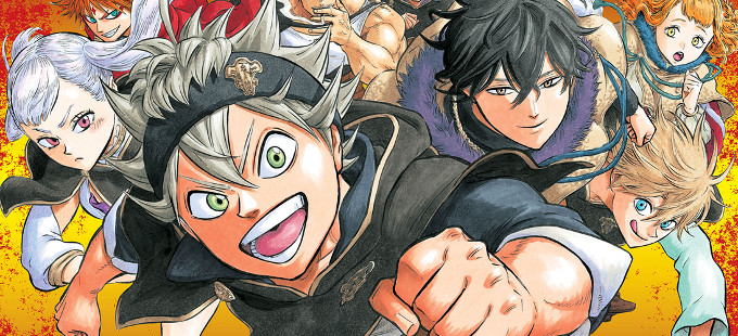 Entérate de más detalles del anime de Black Clover