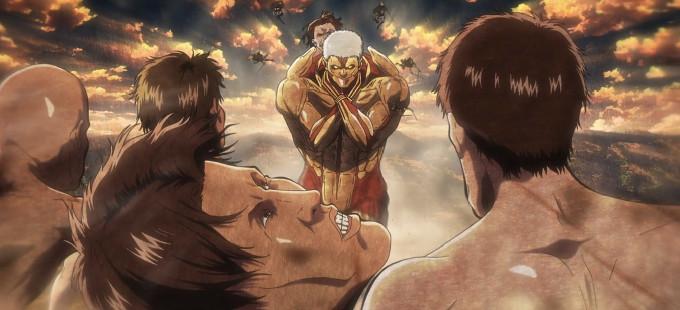 La tercera temporada de Attack on Titan saldrá en 2018