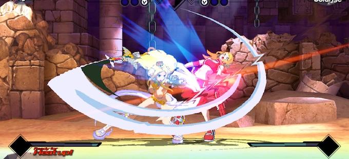 Blade Strangers para Nintendo Switch, un insólito crossover de pelea