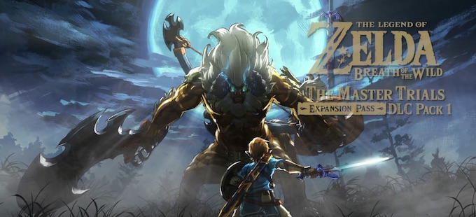 Un vistazo del contenido del DLC para The Legend of Zelda: Breath of the Wild