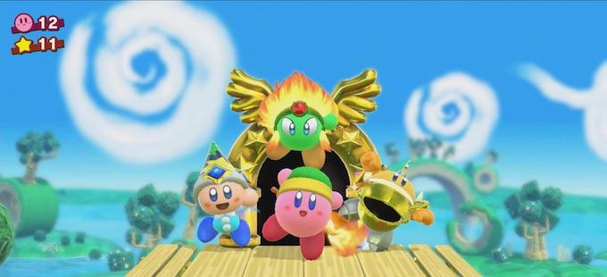 Kirby para Nintendo Switch llegará hasta el 2018
