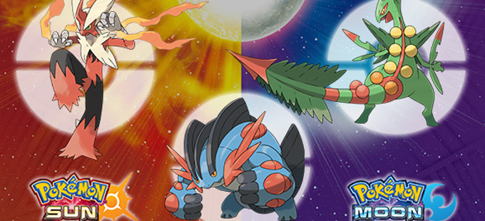 Cinco nuevas Mega Stones para Pokémon Sun & Moon disponibles