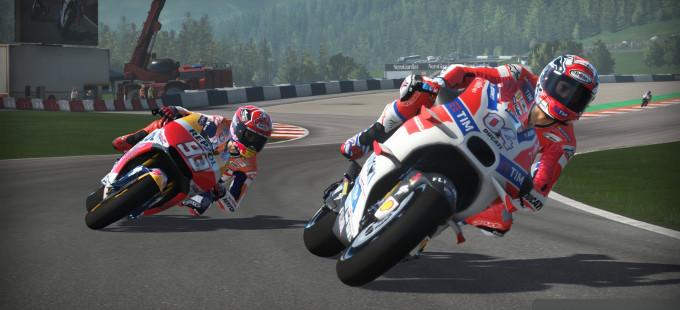 MotoGP para Nintendo Switch podría salir en 2018