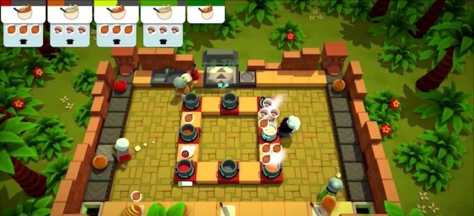 Overcooked: Special Edition para Nintendo Switch sale en verano