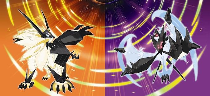 Pokémon Ultra Sun & Ultra Moon para Nintendo 3DS llegan en noviembre