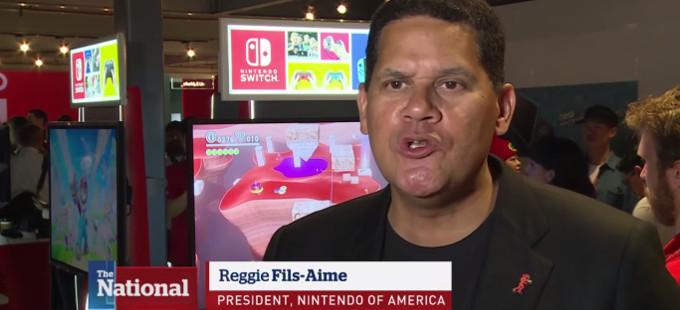 Reggie Fils-Aime – Nintendo no es cosa de política, sino diversión