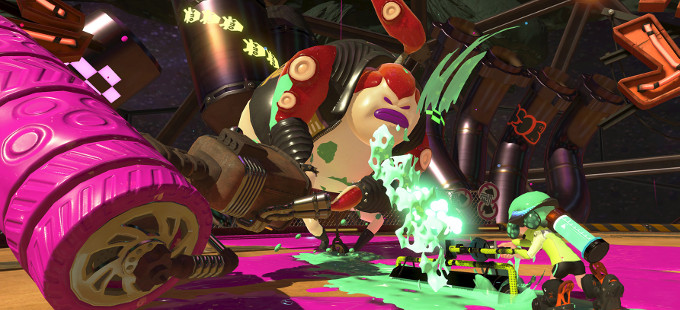 El Hero Mode de Splatoon 2 para Nintendo Switch será más profundo y completo