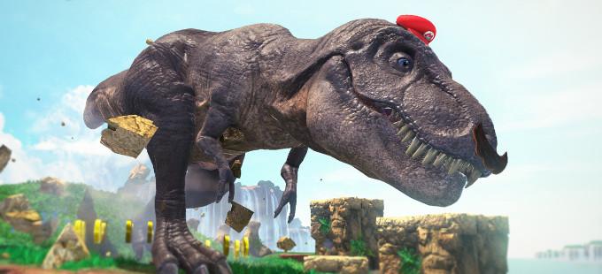 Super Mario Odyssey para Nintendo Switch llega en octubre
