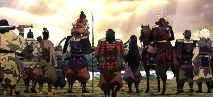 Angolmois: Genkō Kassen-ki conseguirá su anime en 2018