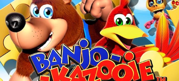 ¿Cómo conoció el compositor de Banjo-Kazooie a Shigeru Miyamoto?
