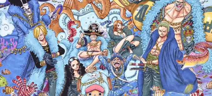 Hoy, 22 de julio, es el Día de One Piece