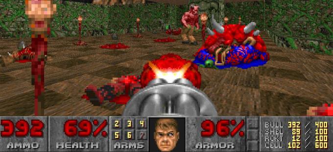 ¿Quién es en realidad el Doomguy del arte clásico de Doom?
