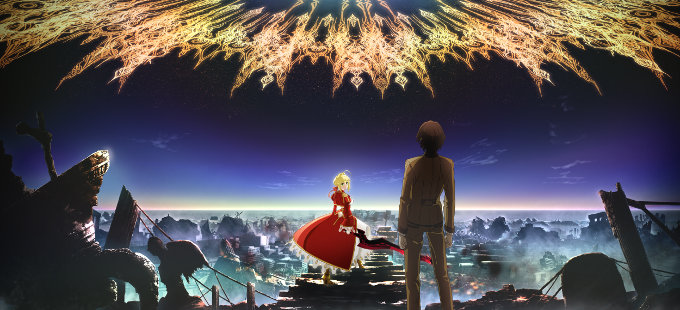 Llega un tercer avance de Fate/Extra Last Encore