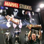Josh Brolin y la Black Order de Thanos