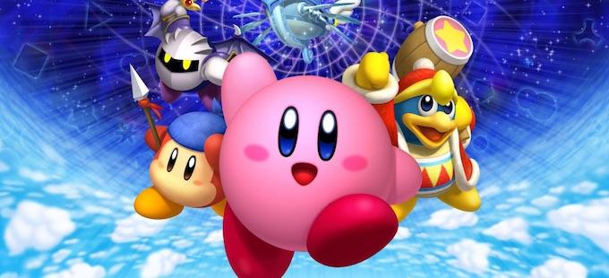 El nuevo Kirby para Nintendo 3DS sale este invierno