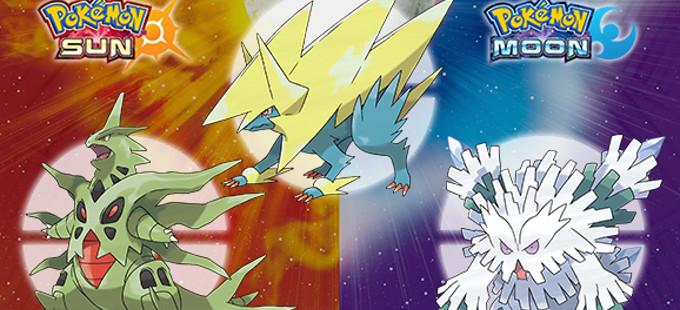 Descarga cuatro nuevas Mega Stones para Pokémon Sun & Moon