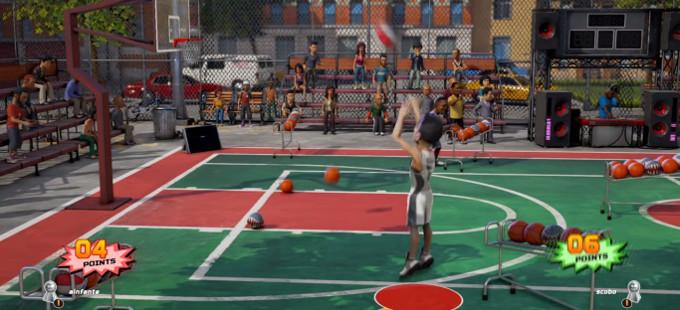 Una mega actualización llegará a NBA Playgrounds para Nintendo Switch