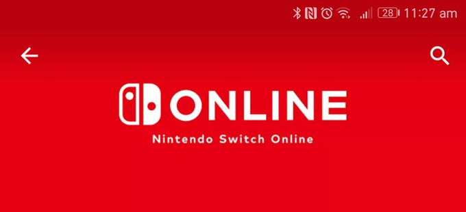 Nintendo Switch Online en México, ya disponible