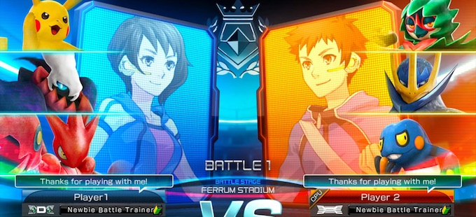 Pokkén Tournament DX para Nintendo Switch, jugable en el EVO 2017