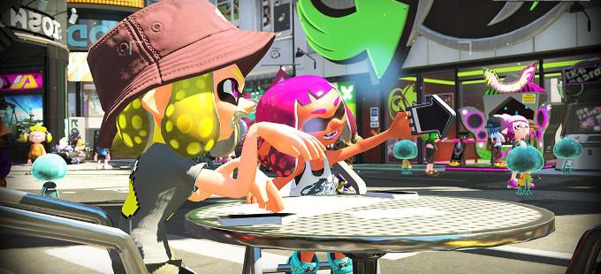 Splatoon 2 para Nintendo Switch vende más de 600 mil copias en Japón