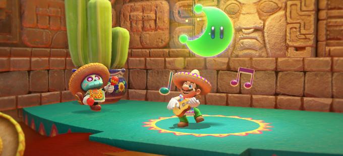 ¿Por qué hay tantos trajes en Super Mario Odyssey para Nintendo Switch?